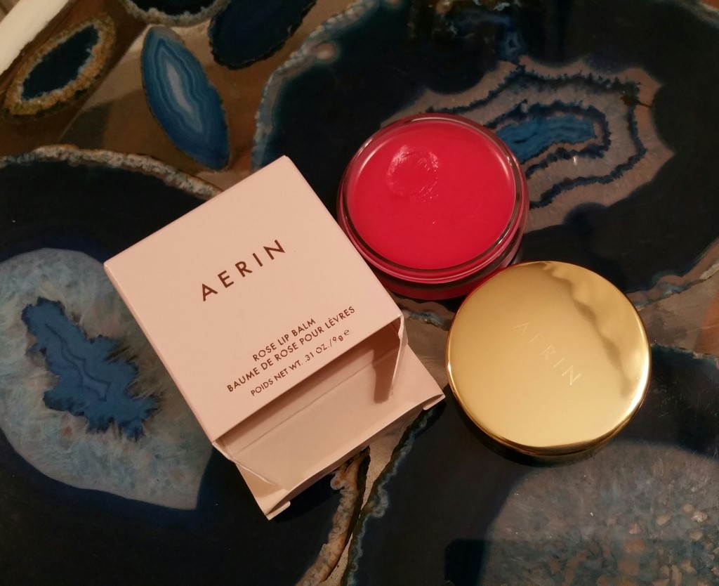 AERIN Rose Lip Balm