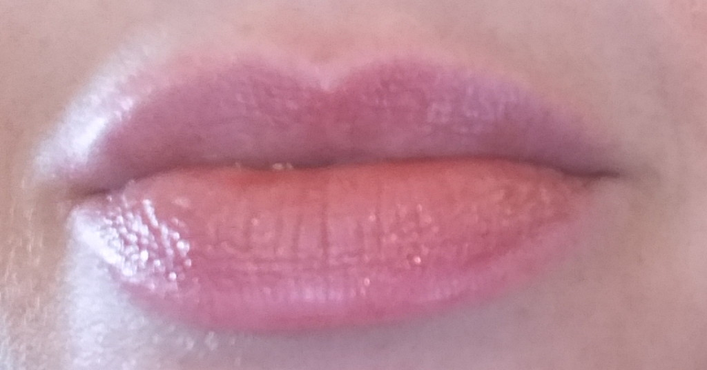 Bobbi Brown Extra Lip Tint - Bare Pink - my lips in natural light