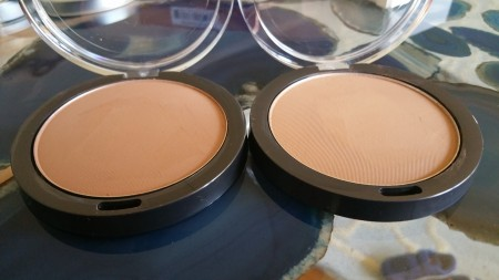 Ulta Cool on the left and Warm on the right