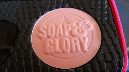 Soap and Glory - Glow all Out Luminizing Powder