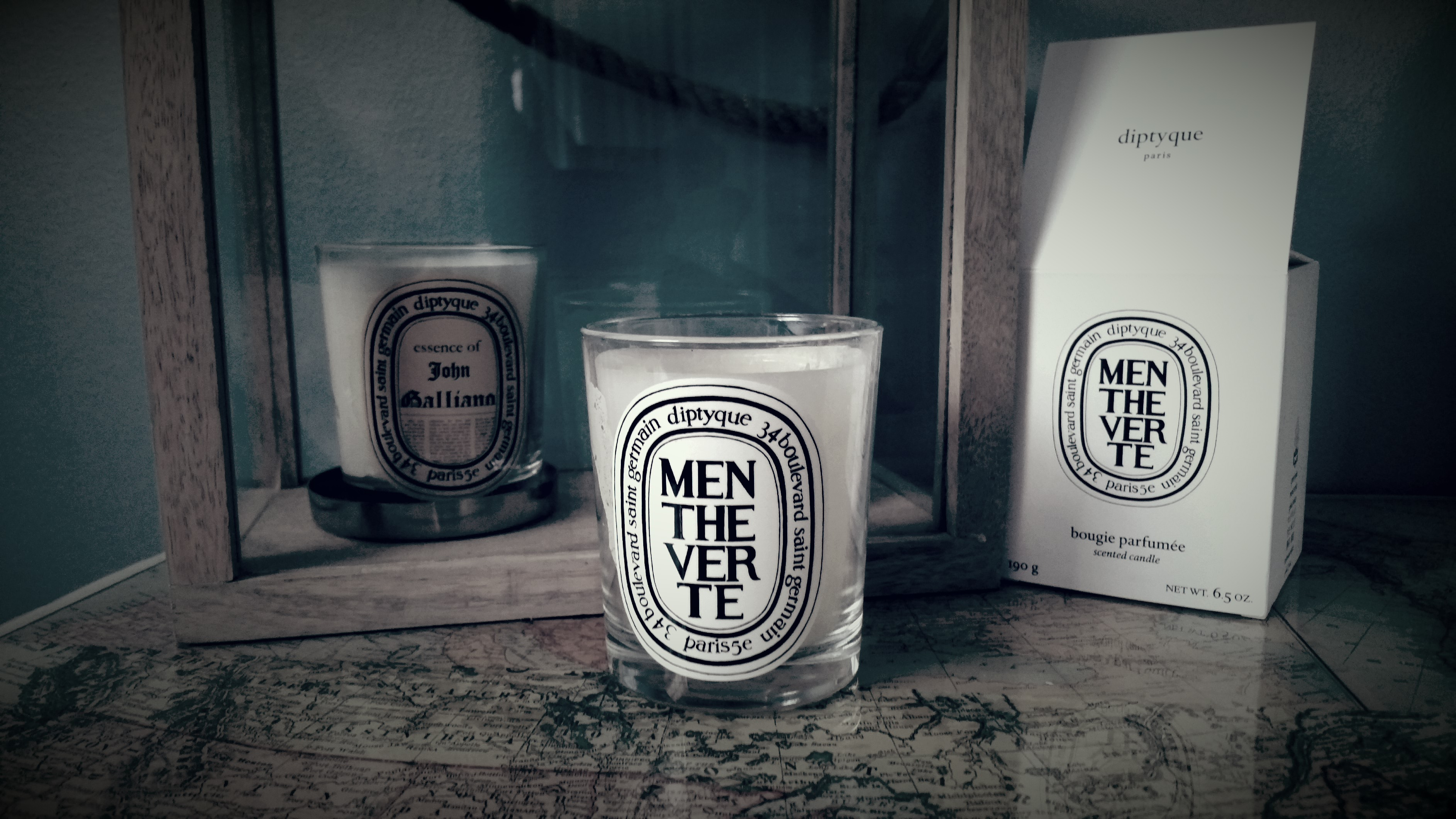 Diptyque Menthe Verte Candle - Review