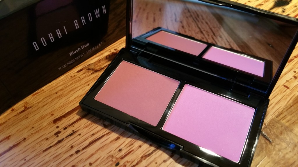 Bobbi Brown Blush Duo in Sand/ Pale Pink - 2016 release