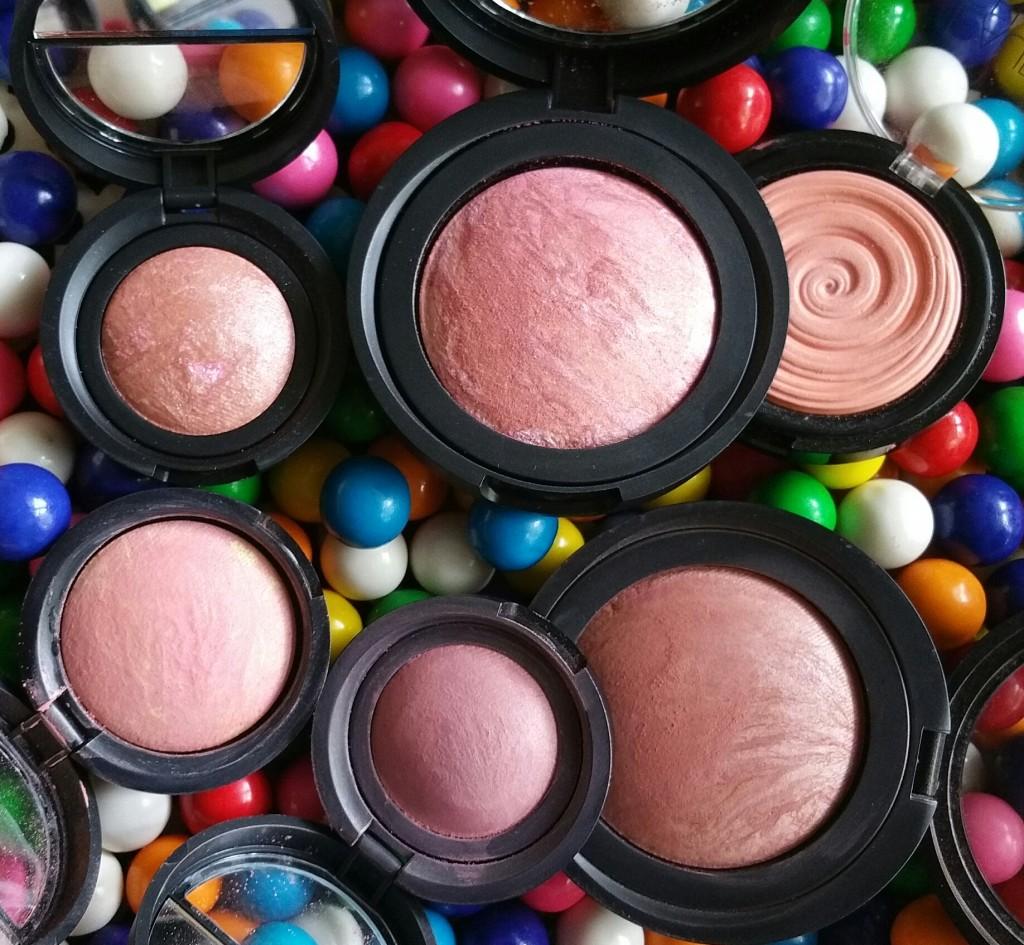 Laura Geller Cheek Colors in juicy and sweet shades!