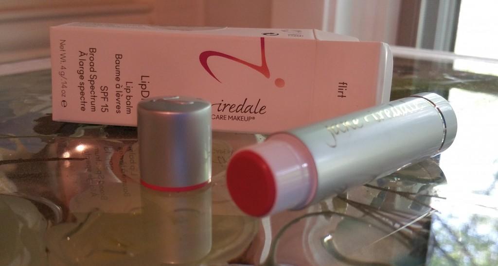 Jane Iredale Lip Drink SPF 15 in Flirt