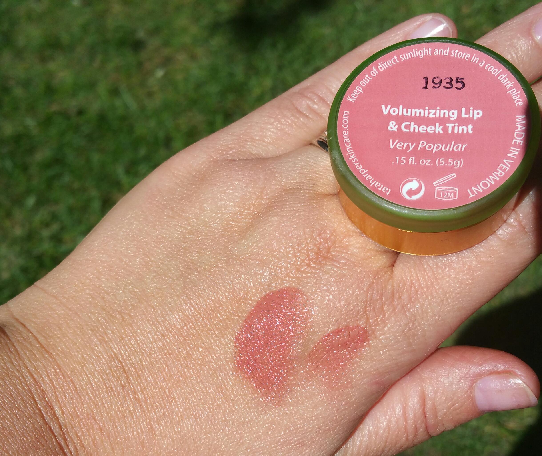 Tata Harper Volumizing Lip & Cheek Tint in Very Popular