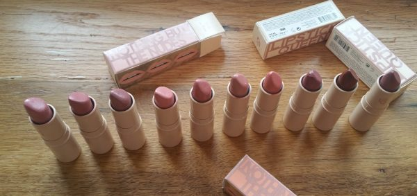 Lipstick Queen - Nothing But the Nudes: Swatches, Photos & Ingredients